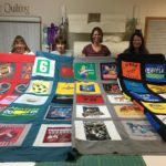T-Shirt Quilt Classes in New Prague